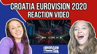 Croatia | Eurovision 2020 Reaction Video | Damir Kedžo - Divlji Vjetre