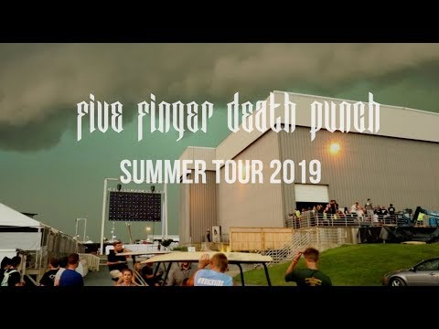 Download Five Finger Death Punch - Summer Tour 2019 Mp4 baru