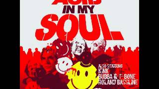 King Cosmic - Acid In My Soul (KiNK Mix) [Elevation]