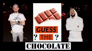 Guess The Chocolate?