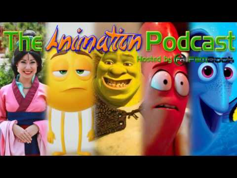 Top 5 Animation News of 2016 - The Animation Podcast HIGHLIGHTS