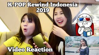 Download lagu FIRST TIME REACTING TO KPOP REWIND INDONESIA 2019 (Video Reaction)