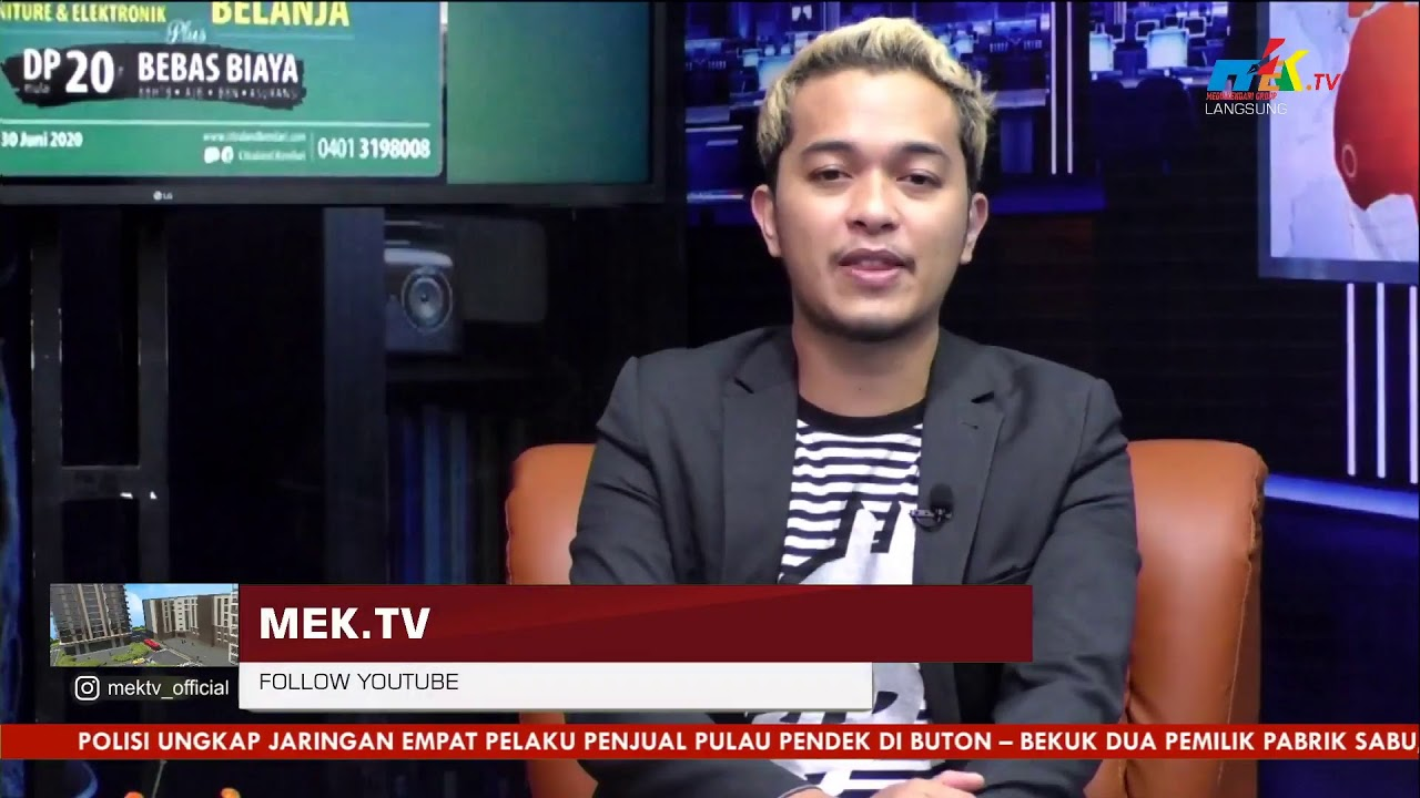 SELAMAT PAGI SULTRA 1 OKTOBER 2020 BERSAMA PT WIN ACKSES TELEKOMUNIKASION KENDARI