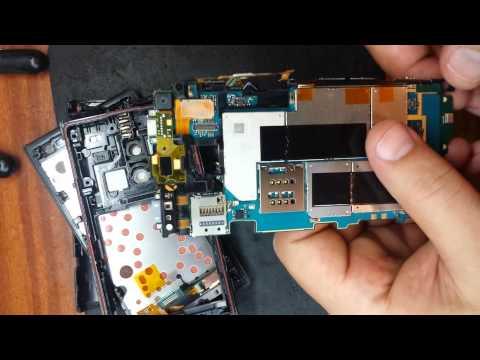 Sony Xperia acro S (LT26w) не заряжается.разборка ремонт