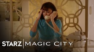 "Magic City | Ep. 3 Scene Clip ""You Gave It All Up For Me"" 