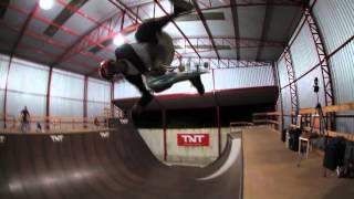 Rony Gomes nollie flips