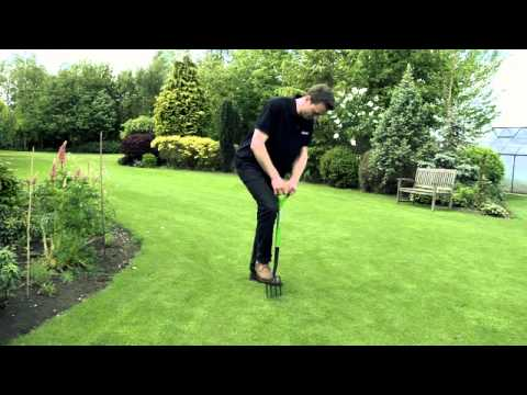 Spring Lawn Care Video