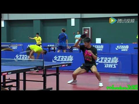 [NEW 2016] ► Zhang Jike - Olympic Training ◄