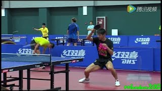 ► Zhang Jike - Olympic Training ◄