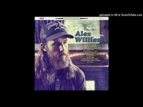 Alex Williams - Hellbent Hallelujah