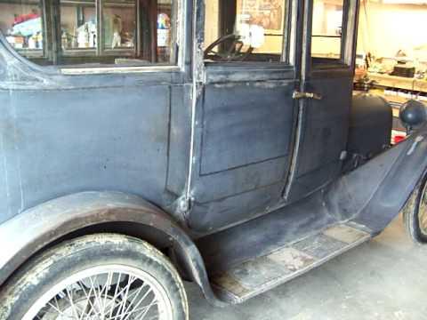 1919 Dodge Brothers Car