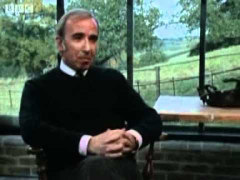 Norman St John-Stevas interviews Elisabeth Frink (1981)