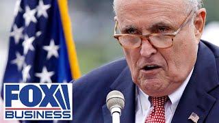 Giuliani goes off on Biden deals: 'It's corrupt as heck'