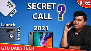 #165 Call To Tim Cook, Samsung M12 Camera, iPad Pro 2021 M1, OnePlus 9 To The Moon, First PCB World