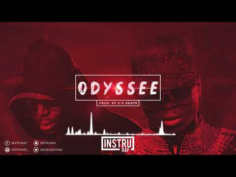 [FREE] Instru Rap Type Ninho x Leto | Trap/Lourd Instrumental Rap - ODYSSEE - Prod. by S.O Beats