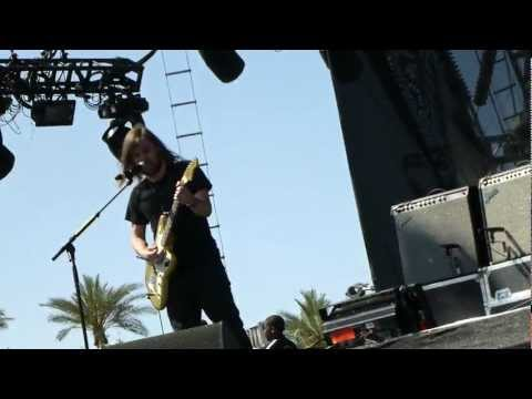 Band Of Skulls - Death By Diamonds And Pearls LIVE HD (2012) Coachella Music Festival