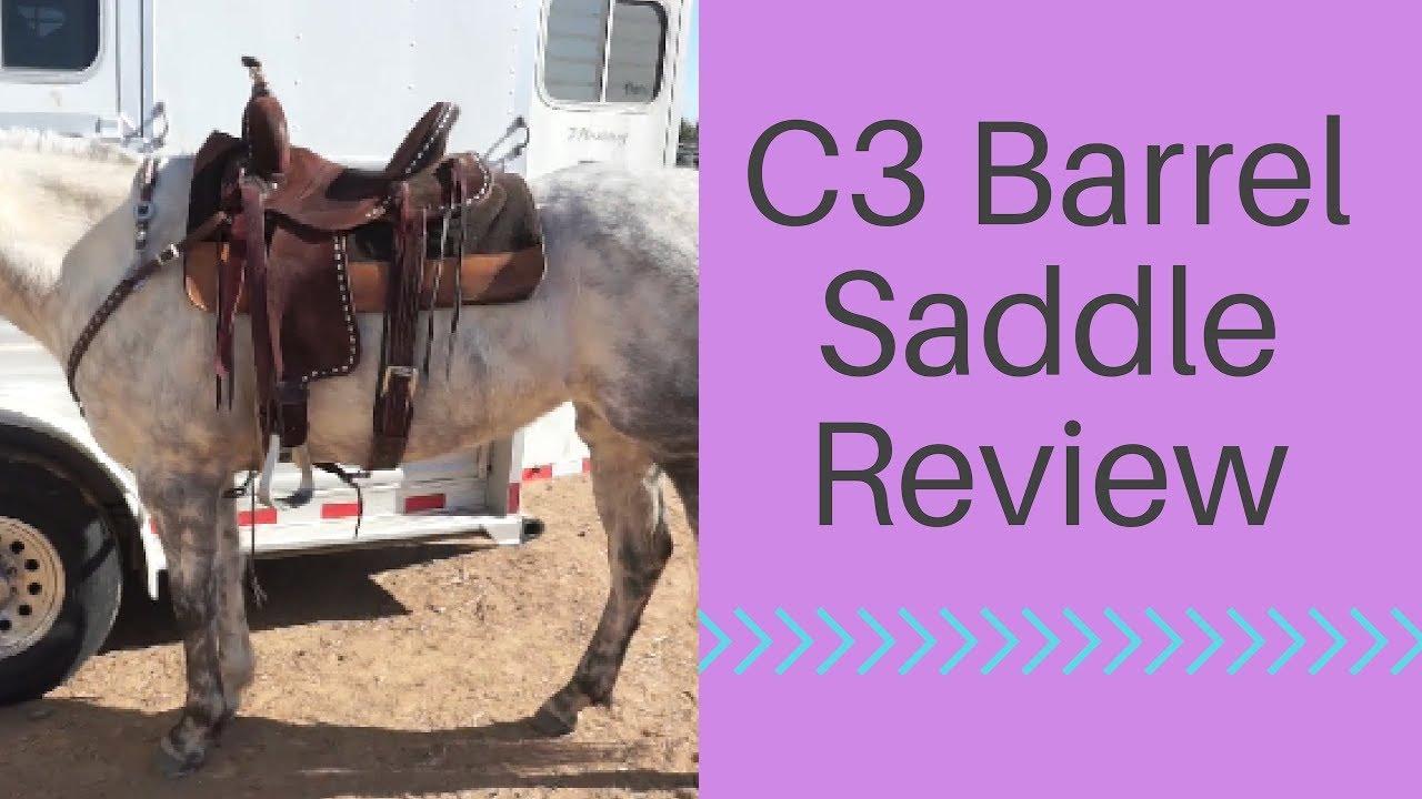Jeff Smith C3 Barrel Saddle Review
