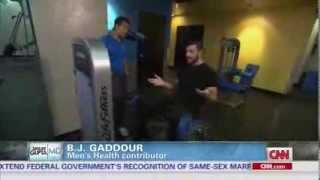 BJ Gaddour on CNN with Dr. Sanjay Gupta