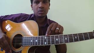 How to play Nenjukul Peididum Solo | part-2 | Interlude | Isaac Thayil | Varanam Ayiram | Harris