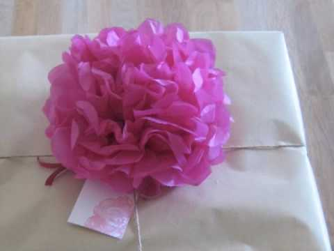 Learn To Make Paper Flowers Youtube