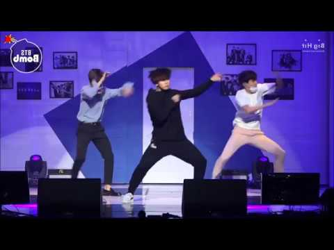 [Mirrored + Slowed 50%] BTS - Unit stage '삼줴이(3J)' Home Party 613