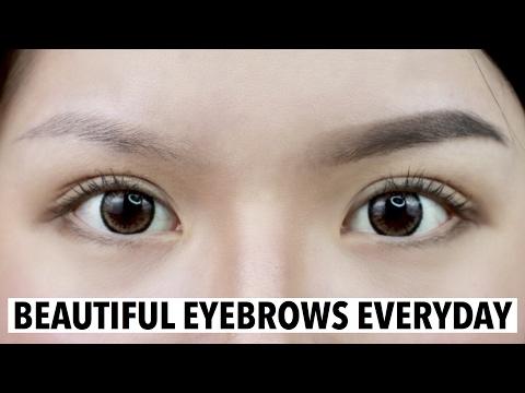Eyebrow Tutorial | Gambar Alis Super Gampang | Christine Sindoko