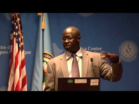 Regional Responses: Security Sector Reform & Rule of Law - Dr. Ibrahim Wani