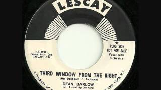 DEAN BARLOW - THIRD WINDOW FROM THE RIGHT.wmv