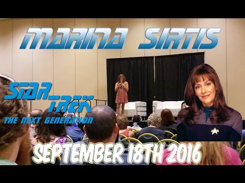 Marina Sirtis Panel - Part 2 - September 18th, 2016