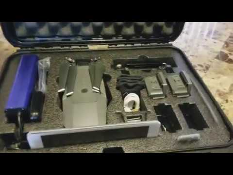 NANUK 920 MAVIC PRO Case Review, Best Case Ever!!!