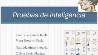 prueba de inteligencia - Pon a prueba tu inteligencia ya!