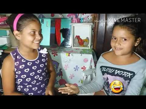 Como é ser gêmeas...só pra rir KKK❤/Hannah é Haiany ❤