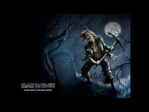 Iron Maiden - The Reincarnation Of Benjamin Breeg (HQ)