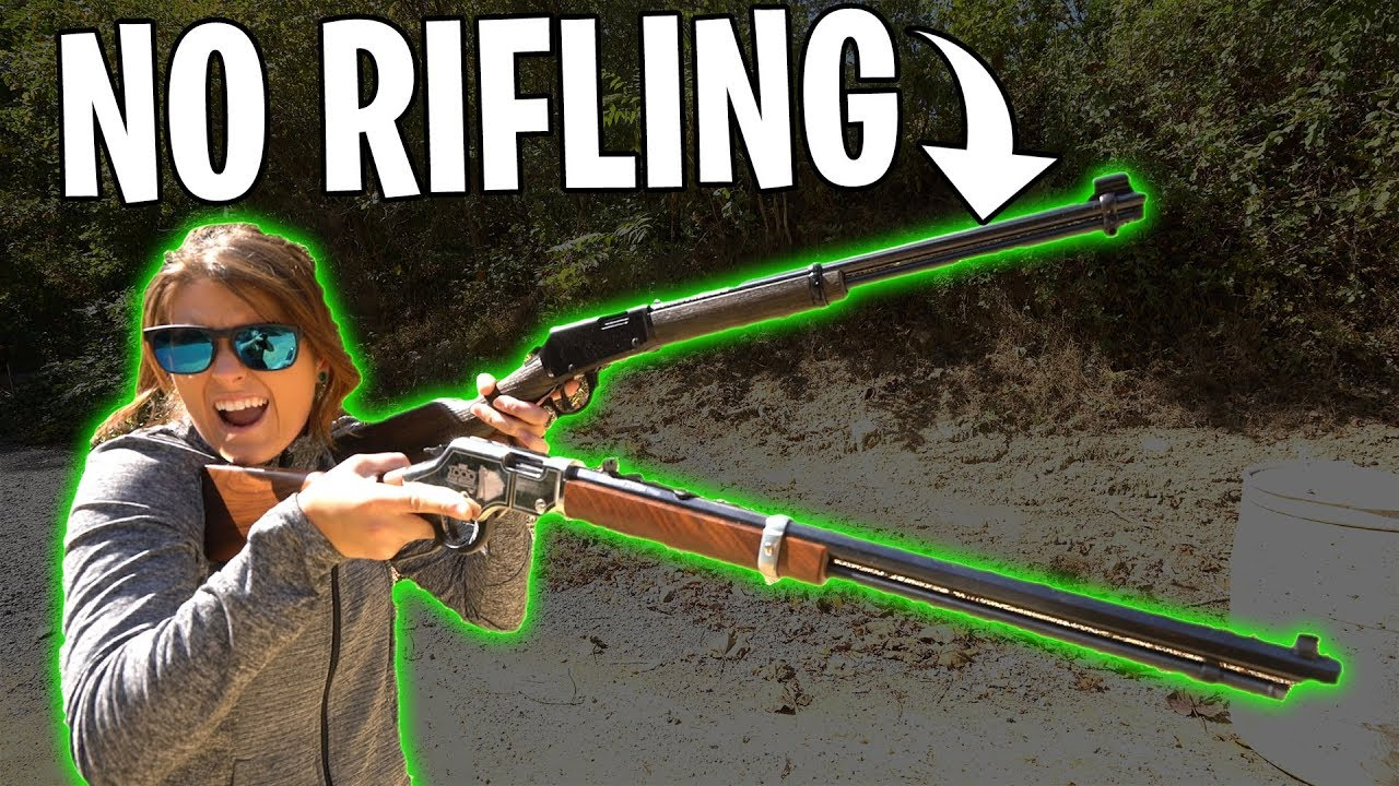 Download 22LR SMOOTHBORE VS RIFLE! - The Ammo Show!