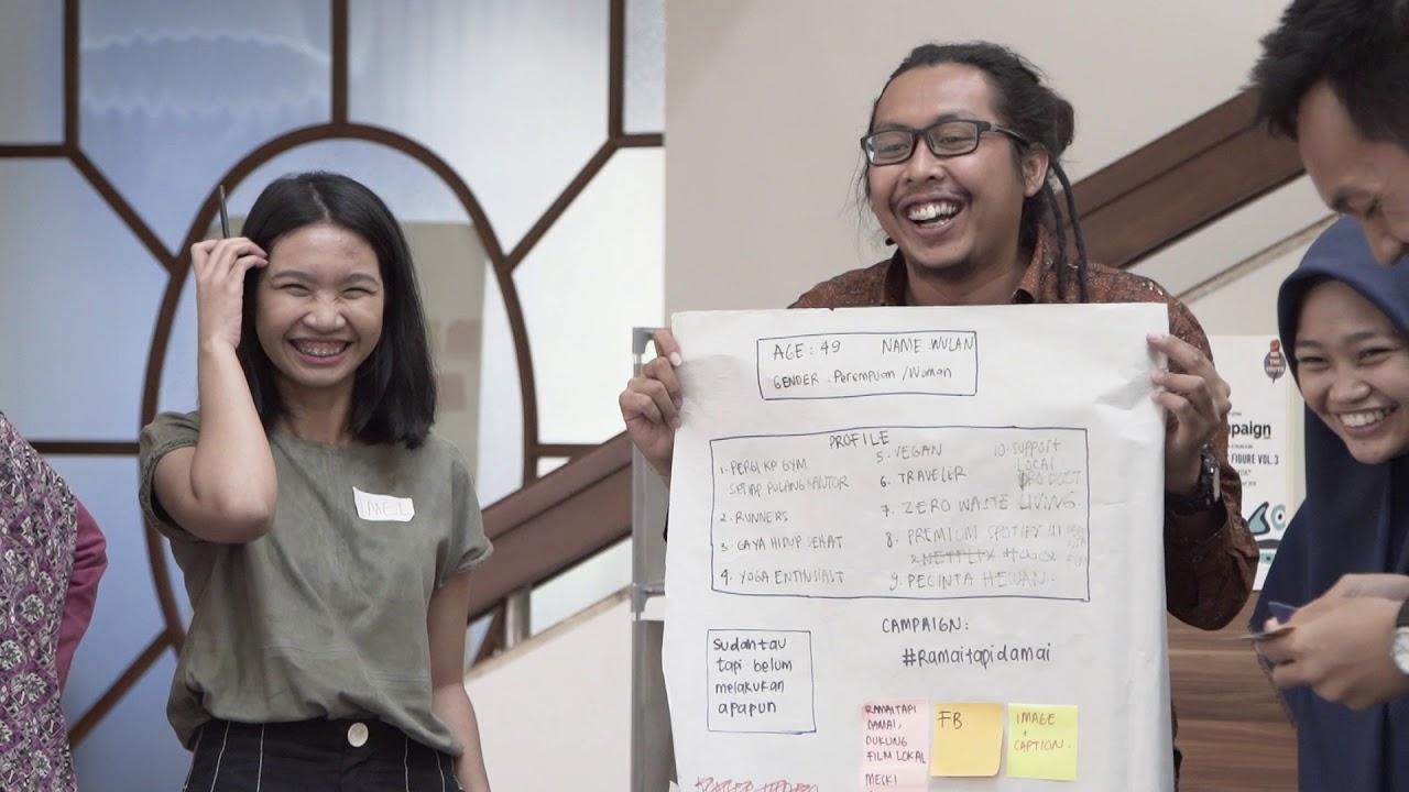 Lawan Intoleransi ala Generasi Cinta Damai (Workshop)