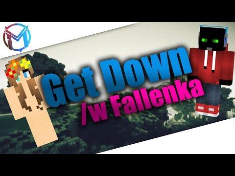 Padáme! :D | GetDown [MarweX&Fallenka]