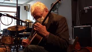 John Russell solo at Cafe Oto