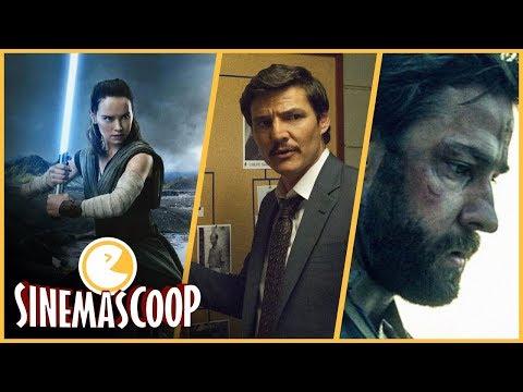 The Last Jedi Fragmanı, Narcos İncelemesi & Jack Ryan Dizisi ve Sinemada Ajanlar - SinemasCoop #4