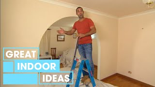 DIY Easy Archway Removal | Indoor | Great Home Ideas