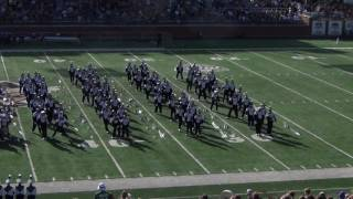 Ohio University Marching 110 - Can't Stop the Feeling - Timberlake
