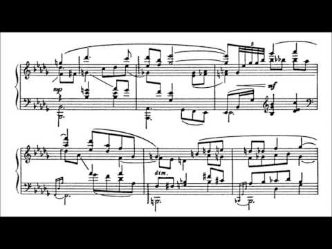 Sergei Prokofiev - ALL CINDERELLA PIECES FOR PIANO (PROKOFIEV'S 125TH BIRTHDAY TRIBUTE)