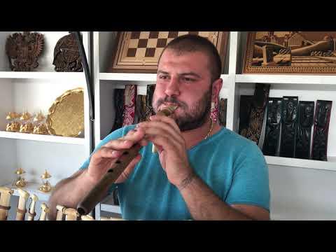 Armenian Apricot Wood A Tune Duduk From Armeniangames Shop. Армянский дудук