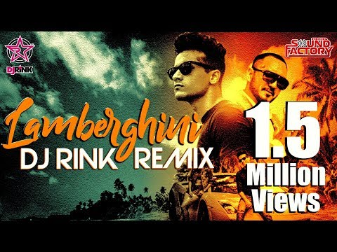 DJ RINK REMIX - LAMBORGHINI CHALAI JANDE O | The Doorbeen Feat Ragini - BOLLYGRAM 12TH EDITION