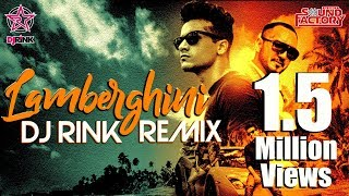 DJ RINK REMIX LAMBORGHINI CHALAI JANDE O The Doorbeen Feat Ragini BOLLYGRAM 12TH EDITION