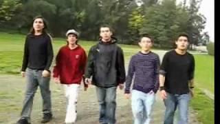 Los backstreet boys flaites chilenos