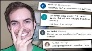 I'm super sorry, Pewdiepie fans. (YOUR GRAMMAR SUCKS #115)