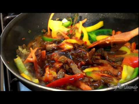 Caribbean Pepper Steak Recipes Jamaican Way Pepper Steak Chef Ricardo Cooking