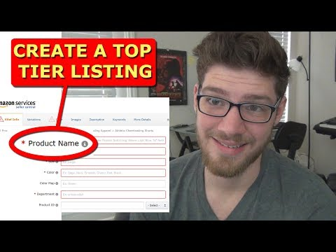 How I Create an Amazon Product Listing That SELLS 😺📷