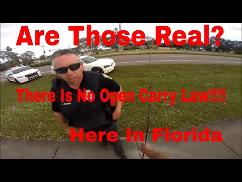 Tyrants Illegally Seizure Firearms, Camera And Unlawful Detainment While Fishing
