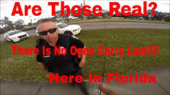 FloridaCarry.org Illegal Seizure of Firearms and Unlawful Detainment Port St Lucie, FL